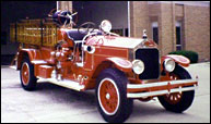 Fremont fire department history